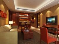 Guest room 040 3D Model