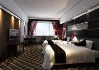 Guest room 043 3D Model