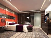 Guest room 044 3D Model