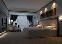 Guest room 047 3D Model