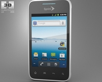 LG Optimus Elite 3D Model