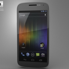 Samsung Galaxy Nexus 3D Model