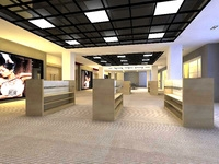 Lobby 007 3D Model