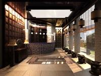 Lobby 010 3D Model