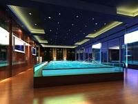 Lobby 011 3D Model