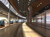 Lobby 013 3D Model