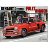 Renault 5 Turbo Fully rigged 3D Model