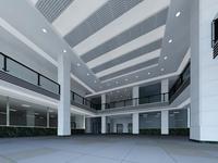 Lobby 019 3D Model