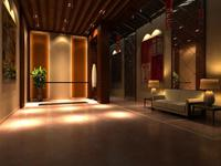 Lobby 024 3D Model