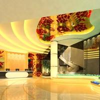 Lobby 025 3D Model