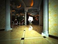 Lobby 028 3D Model