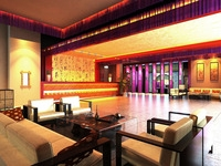 Lobby 029 3D Model