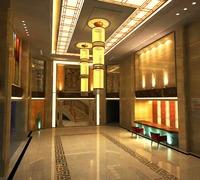 Lobby 032 3D Model