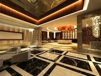 Lobby 041 3D Model