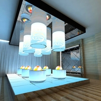 Lobby 042 3D Model