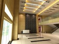 Lobby 044 3D Model