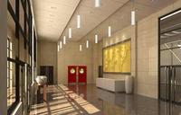 Lobby 045 3D Model