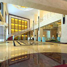 Lobby 056 3D Model