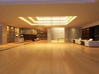Lobby 065 3D Model