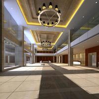 Lobby 072 3D Model