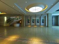Lobby 074 3D Model