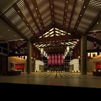Lobby 093 3D Model