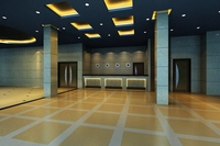 Lobby 094 3D Model