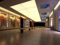 Lobby 103 3D Model