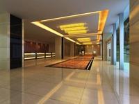 Lobby 109 3D Model