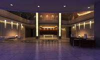 Lobby 111 3D Model