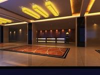 Lobby 112 3D Model
