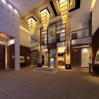 Lobby 119 3D Model