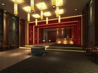 Lobby 115 3D Model
