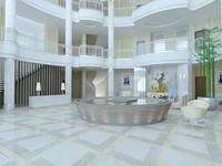 Lobby 128 3D Model