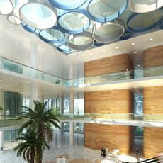 Lobby 131 3D Model