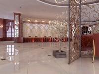 Lobby 205 3D Model