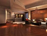 Lobby 208 3D Model