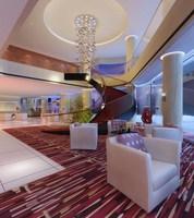 Lobby 212 3D Model
