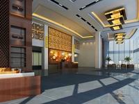 Lobby 225 3D Model
