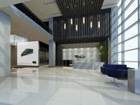 Lobby 226 3D Model