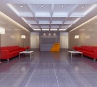 Lobby 233 3D Model