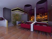 Lobby 236 3D Model