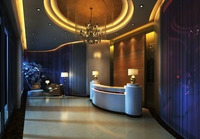 Lobby 239 3D Model