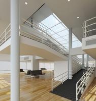 Office 001 3D Model