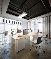 Office 002 3D Model