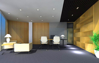 Office 009 3D Model