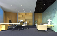 Office 010 3D Model