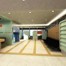 Office 011 3D Model