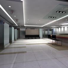 Office 012 3D Model