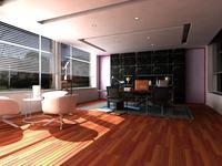 Office 013 3D Model